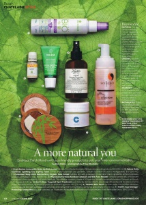 Chatelaine - natural beauty