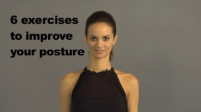 Fitness Video: 6 Exercises to Improve Your Posture