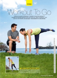 Fitness -Workout to go image