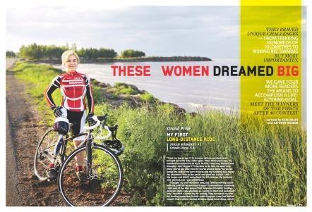 More-These Women Dreamed Big