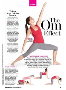 September 2014-Yoga
